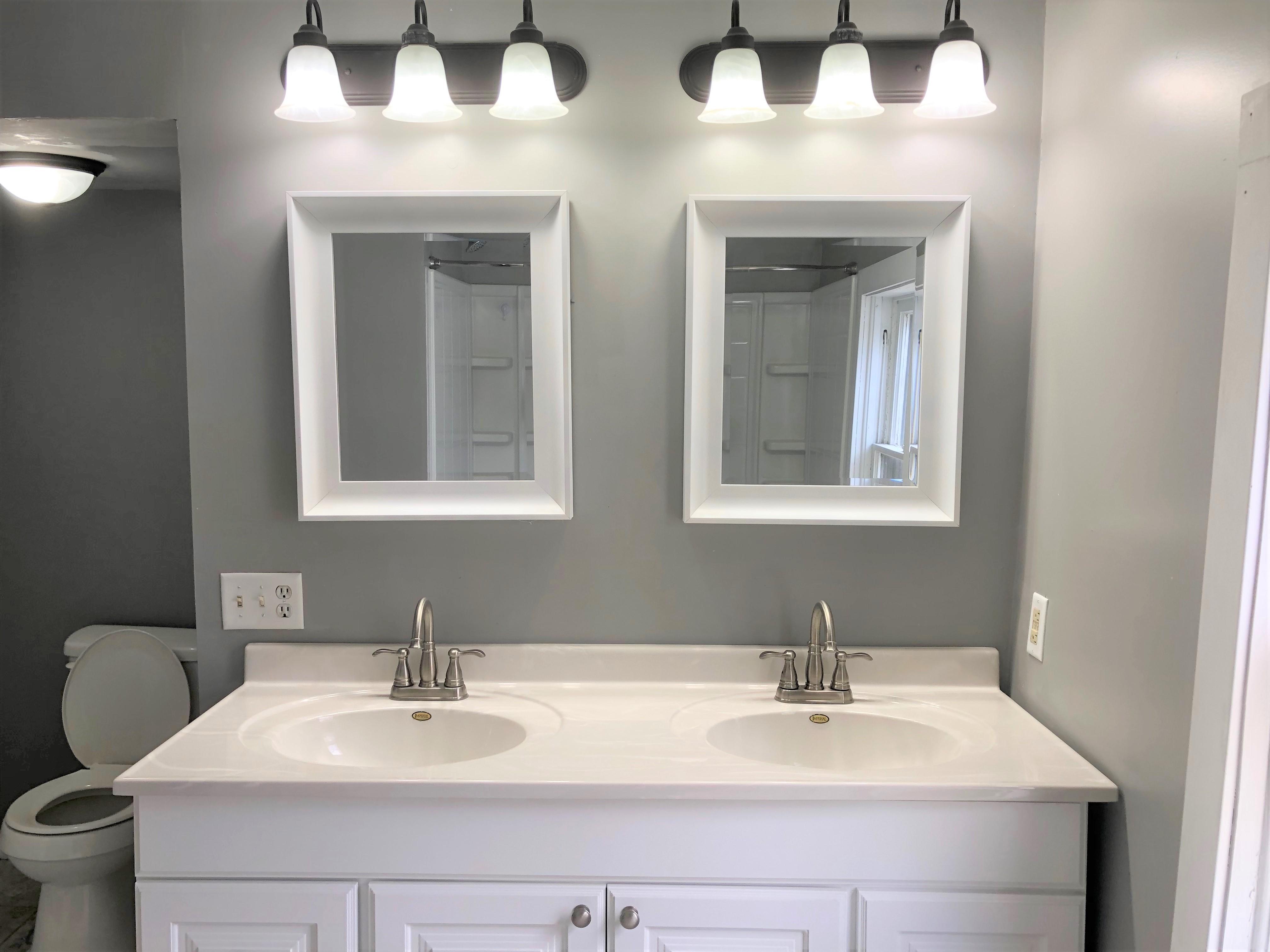 Leland Bathroom Light